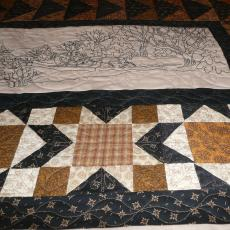 Over the River Quilt