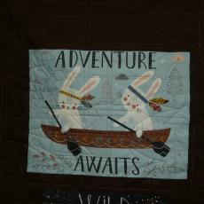 Bear, Be Brave Quilt