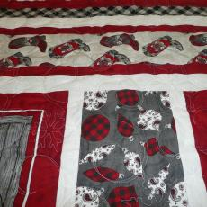 Western Christmas Quilt
