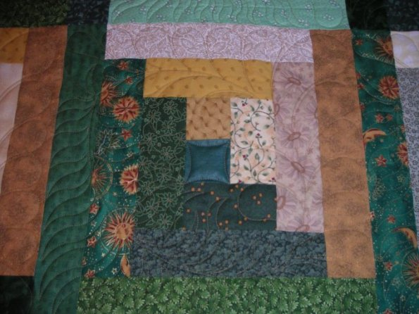 Amy's Wedding Quilt