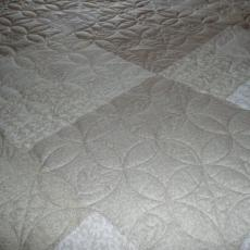 Shifty's Wedding Quilt
