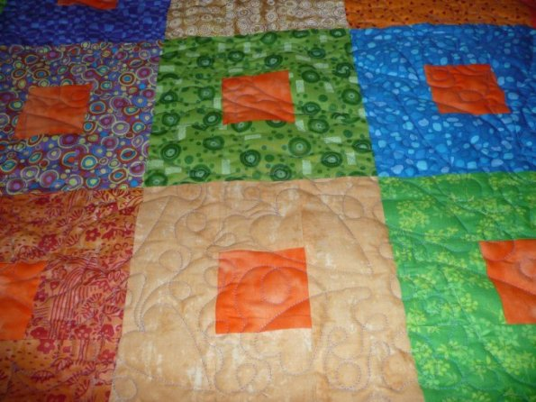 Carlina's Quilt