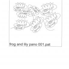 KD-Frog and Lily pano 001
