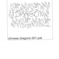 KD-Chinese Dragons 001