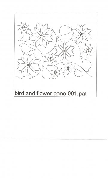 KD-Bird and Flower Pano 001