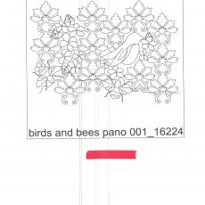 Birds and Bees Pano 001