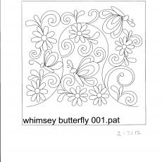 KD Whimsey Butterfly 001  B