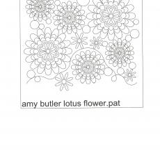 KD-Amy Butler Lotus Flower