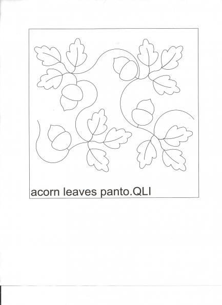 JK-Acorn leaves Panto
