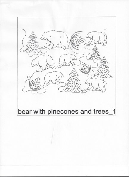 KD-bear-with-pinecones-and-trees-C