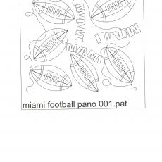 KD-Miami Football pano 001
