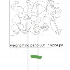 Weightlifting Pano 001