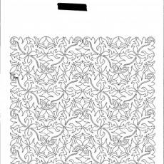 AB-Damask 4 Rectangle