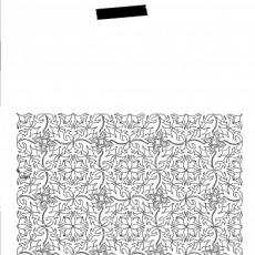 AB-Damask 8 Rectangle